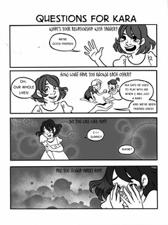 "7"" Kara - Volume 1 - QandAComic - Page 4"