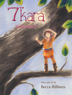 "7"" Kara Volume 1 Cover"