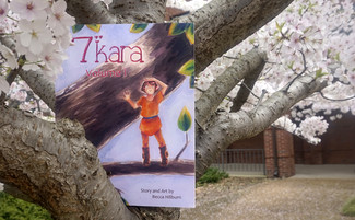 Kara vol. 1 in the Cherry Blossoms